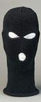 "Rothco 5516 Black ""wintuck"" Acrylic Face Mask"