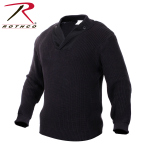 Rothco 55350 55350 Rothco Wwii Vintage Sweater - Black