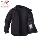 Rothco 55387 55387 Rothco Concealed Carry Soft Shell Jacket-Blk-