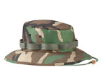 Rothco 5547 Woodland Camo Jungle Hats