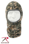 Rothco 5582 ACU Digital Camo One Hole Polar Fleece Balaclava