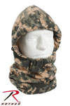 Rothco 5586 ACU Digital Adjustable Polar Fleece Balaclava