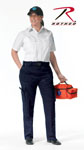Rothco 5624 Womens Navy Blue Emt Pant