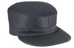 Rothco 5642 Rothco Black Government Spec 2 Ply Army Ranger Fatigue Caps