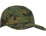 Rothco 5651 Kids Woodland Digital Camo Baseball Cap