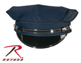 Rothco 5661 Pt. Navy Blue Police/Security Cap