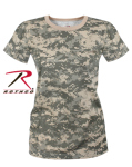 Rothco 5677 Rothco Women's Longer ACU Digital Camo T-Shirt