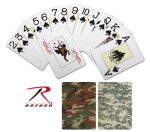 Rothco 567 Rothco Camouflage Playing Cards