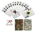 Rothco 567 Rothco Camouflage Playing Cards