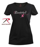 "Rothco 5680 Rothco Women's ""Bombshell"" Longer T-Shirt"