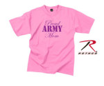 Rothco 5691 5691 Rothco Proud Army Mom T-Shirt - Pink
