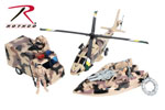 Rothco 572 Super Warrior Vehicle Play Set