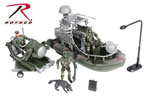 Rothco 573 Military Force Amphibious Play Set