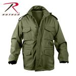 Rothco 5744 5744 Rothco Soft Shell Tactical M-65 Jacket - Od