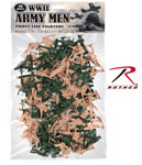 Rothco 576 Toy Army Men - 40pcs