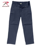 Rothco 5775 5775 Ultra Forcetm Midnight Blue Zipper Fly Uniform Pants