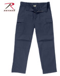 Rothco 5777 5777 5775 Ultra Forcetm Midnight Blue Zipper Fly Uniform Pants