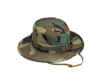 Rothco 5800 5800 Woodland Camouflage Rothco <tm> Boonie Hat