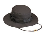 Rothco 5803 5803 Black Ultra Forcetm Boonie Hat