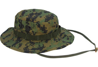 Rothco 5827 Woodland Digital Camo Boonie Hat