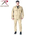 Rothco 5848 5941 Ultra Forcetm Cotton Rip-Stop Khaki B.D.U. Pants