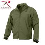 Rothco 5874 5874 Rothco Covert Ops Lt Wt Soft Shell Jkt - Od
