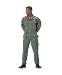 Rothco 5935 5935 Ultra Forcetm Olive Drab Cotton Rip-Stop B.D.U. Pants