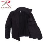 Rothco 59587 59587 Rothco Lightweight Concealed Carry Jacket-Blk