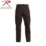 Rothco 5986 5986 Rothco Brown Swat Cloth B.D.U. Pants