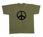 Rothco 60058 60058 Peace O.D. T-Shirt