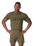 Rothco 60136 Rothco P/T T-Shirt - Army / Od
