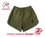 Rothco 6028 6028 Rothco Physical Training USMC Shorts - Olive Drab