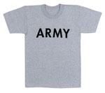 Rothco 6080 6080 6080 Rothco P/T T-Shirt - Army / Grey