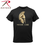 Rothco 61162 61162 Rothco Molon Labe T-Shirt - Black
