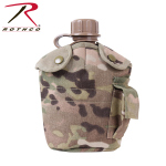 Rothco 612 Rothco Gi Style Molle Canteen Cover-Multicam