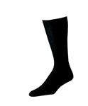 Rothco 6144 GI Black Polypropylene Sock Liner - Pair