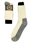 Rothco 6149 Heavyweight Natural Thermal Boot Socks - Pair