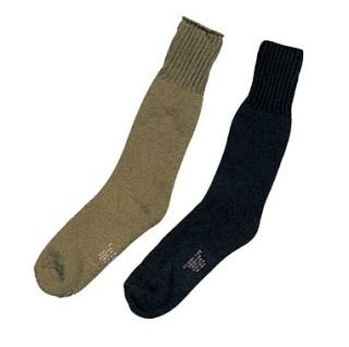 Rothco 6152 Black Thermal Boot Socks