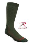 Rothco 6157 Wigwam Minus 40 C Silver Socks - Olive Drab
