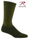 Rothco 6162 Wigwam Coolmax Olive Drab Hiking Socks - Pair