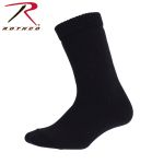 Rothco 6178 Wigwam Black 40 Below Socks - Pair