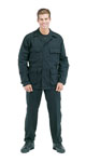 Rothco 6210 6210 Rothco BDU Shirt Swat Cloth - Black