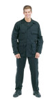 Rothco 6211 6211 6210 Rothco BDU Shirt Swat Cloth - Black