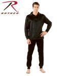 Rothco 6242 6242 6240 Rothco Ecwcs Polypro Zip-Collar Shirts