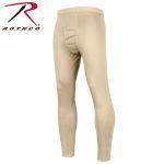 Rothco 63020 63020 Gen III Silk Weight Bottoms - Sand