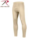 Rothco 63021 63021 63020 Gen III Silk Weight Bottoms - Sand