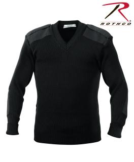 Rothco 6345 Rothco Acrylic V-Neck Sweater