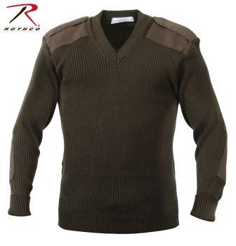 Rothco 6346 6346 Rothco Acrylic V-Neck Sweater