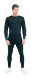 Rothco 63642 63642 Rothco Thermal Underwear Bottom - Black