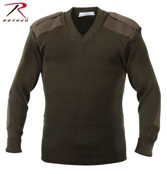 Rothco 6365 6365 Rothco Acrylic V-Neck Sweater